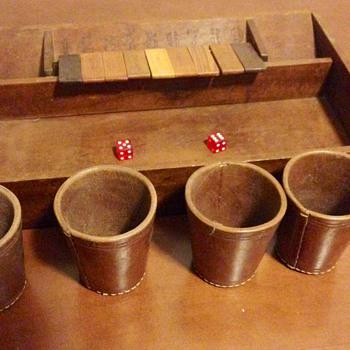 Fecha Caixa (Close the Box) Game