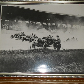 First Indy 500 1911 - Sporting Goods