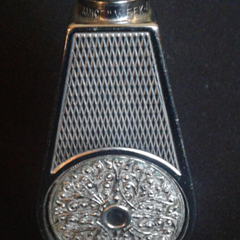 Perfume Atomizer. - Art Deco