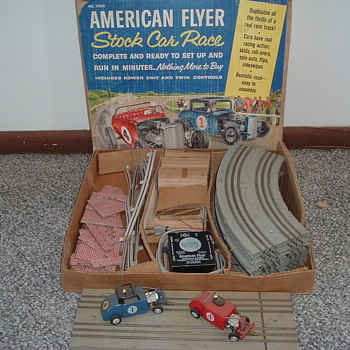 slot set - Model Cars
