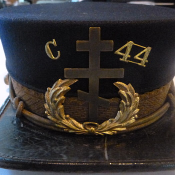 Old Military or Band Hat???