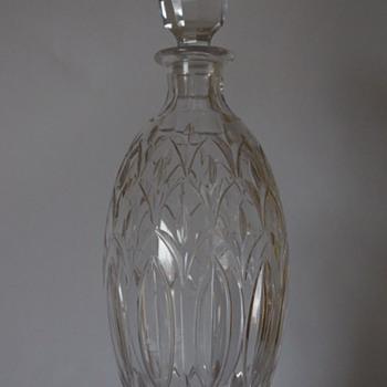 Stuart Crystal Decanter - Bottles