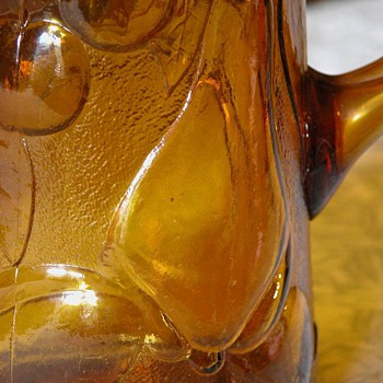 Mold Blown glass or not... ? - Glassware