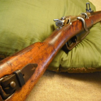 German Model 1888 Carbine - Military and Wartime