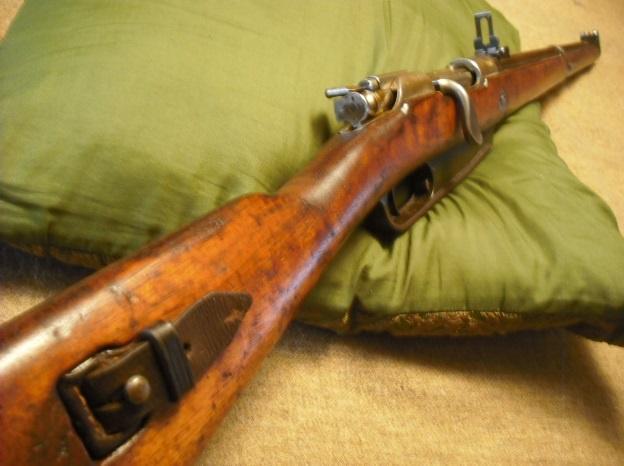 German Model 1888 Carbine   Collectors Weekly