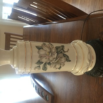 Any ideas on this lamp? It is stamped Accurate Casting Co.