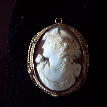 any info on this shell cameo - Fine Jewelry
