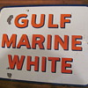 Gulf & Texaco station signs