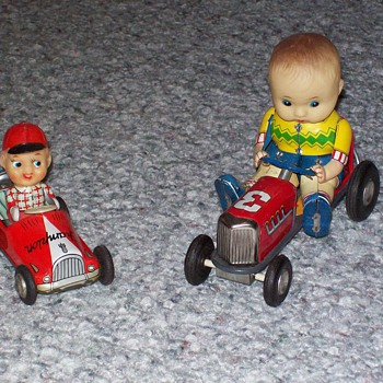 racer boys - Model Cars