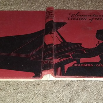 THE ELEMENTARY THEORY OF MUSIC - Books