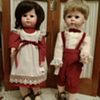 Need help identifying where these dolls are from