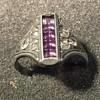 Art Deco Style Nemco Ring