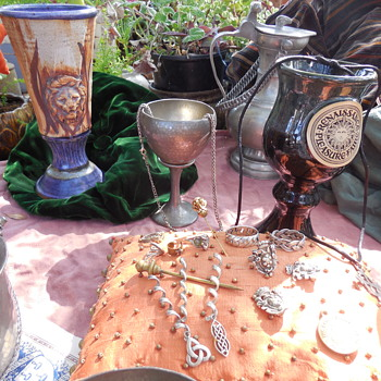 Things That Make A Fair, A Faire! or What We Use At The Renaissance Pleasure Faire! :^D - Costume Jewelry