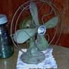 Monarch Fan 1930's
