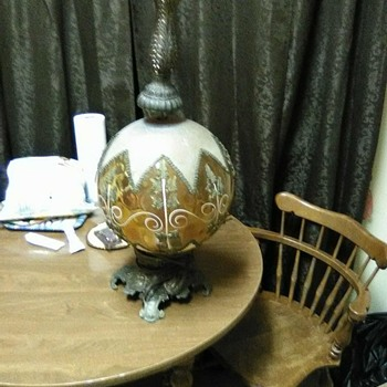 anyone know about this lamp - Lamps
