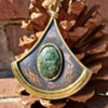Brass & Copper Necklace