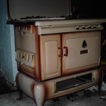 prosperity gas stove