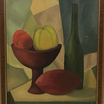 Looking for help with this painting  - Fine Art