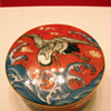 Asian dish with lid