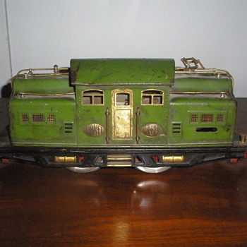 Pre-War Lionel Standard Gauge Train #318