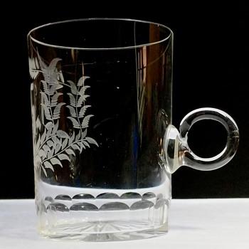 Engraved Glass Mugs - Glassware