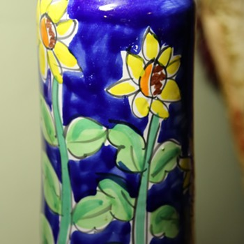 Large 'La Musa' Vase from Italy - Pottery