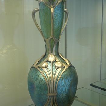 Kunstgewerbemuseum Berlin - Art Glass