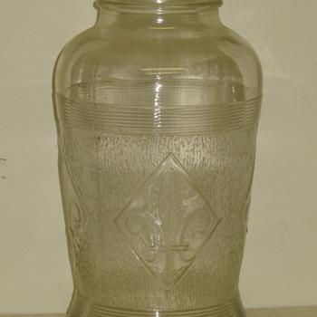 Really big jar - Bottles