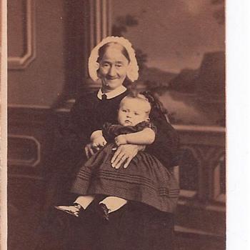 Grinning Granny - Photographs