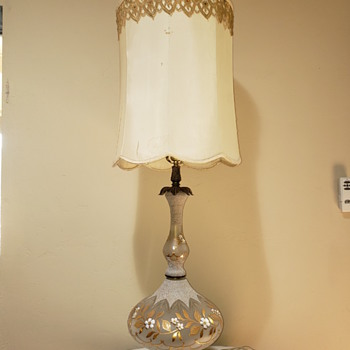 Lamp unknown designer - Lamps
