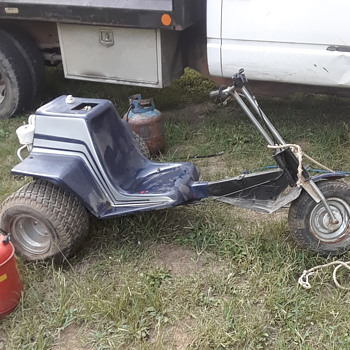 I think this is a dune cycle - Motorcycles