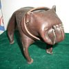 "Vintage Leather Bulldog, ""Deru"" Style"