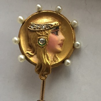 Grandma passed down and also wants to know some info on it, please - Fine Jewelry