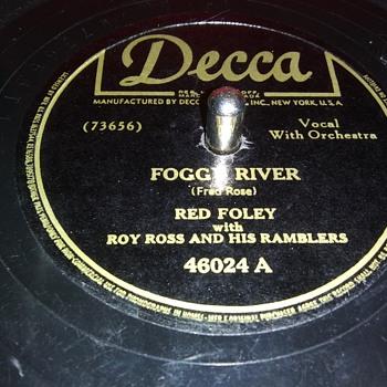 "10"" SHELLAC DISC....#14 - Records"