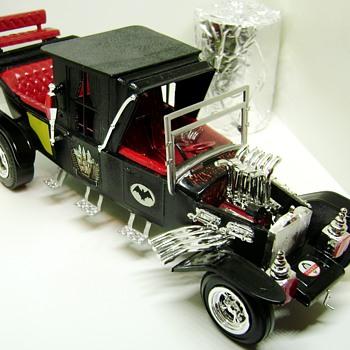 Munster Koach Model - Model Cars