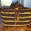 Vintage Hiawatha tailored handi-bag