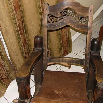 Frankenstein's chair
