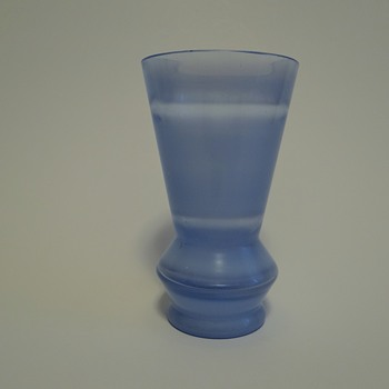 Ernst Steinwald & Co. - vase Osiris - Art Glass