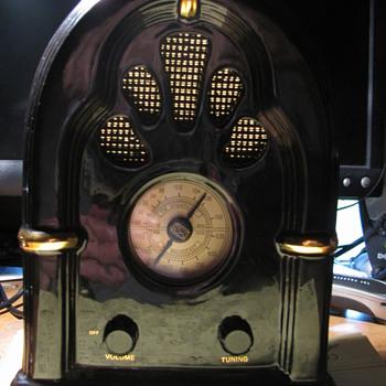 Old style radio