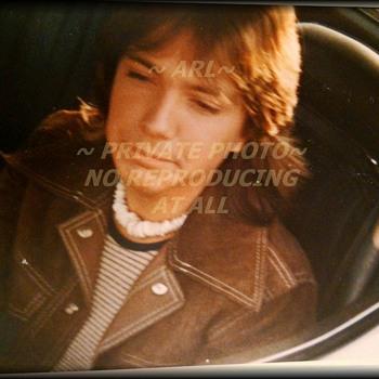 David Cassidy ( Fan Club ) Photos / Memorabilia - 1970's - Music Memorabilia