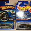 Hot Wheels Prototipo Alpha Romeo BAT 9 and Phantom Corsair