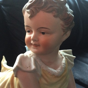 Here is closeup of piano baby? - Figurines