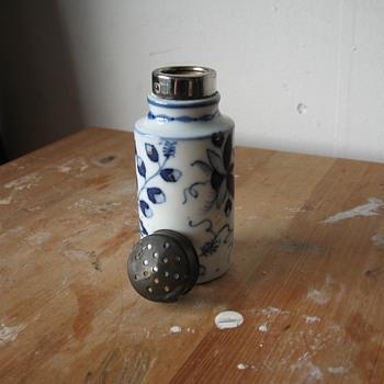 Old pepper dispenser