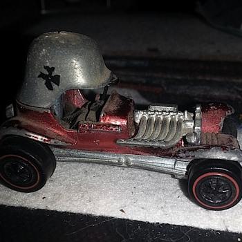 Original Red Baron Prototype? - Model Cars