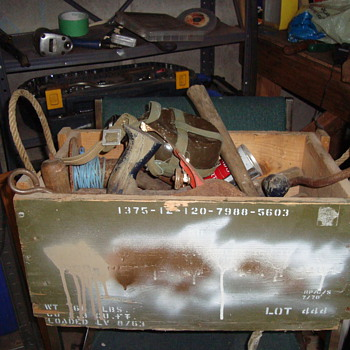 box of stuff for 20 dollars - Tools and Hardware
