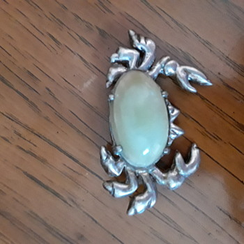 Mexican brooch  - Fine Jewelry