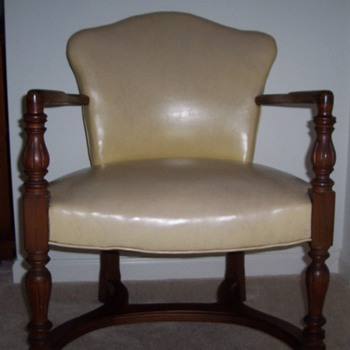 my yellow chair - Furniture
