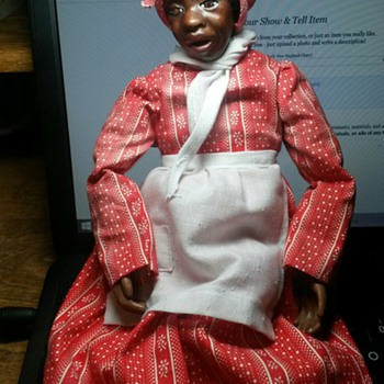1967 Magge Head Kane African American Doll - Dolls