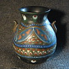 """Gouda Pottery Holland Vase """"What Does the Mark Mean?"""""""