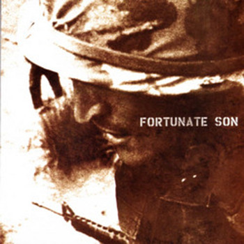 FORTUNATE SON CCR - Music Memorabilia